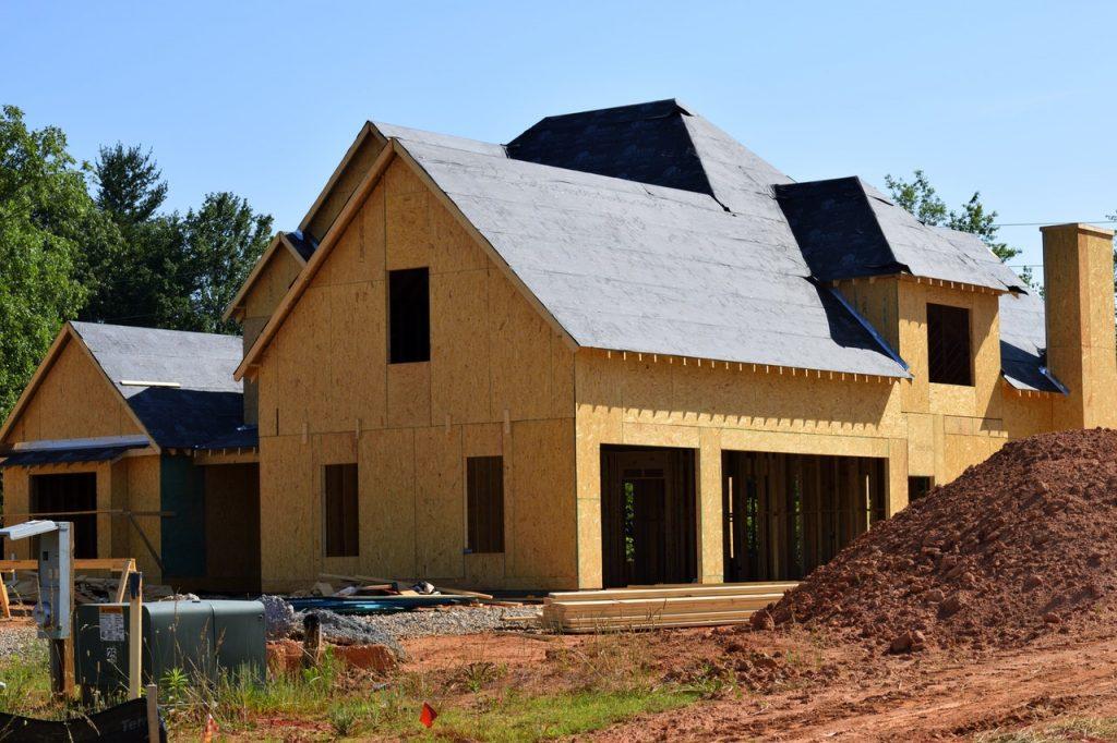 Maison préconstruite en bois
